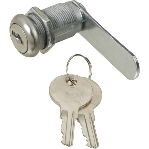 National VKA825 3/4 In. Chrome Utility Lock